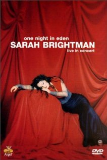 Sarah Brightman: One Night in Eden - Live in Concert (1999) cover