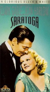 Saratoga (1937) cover