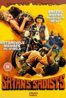 Satan's Sadists (1969) cover