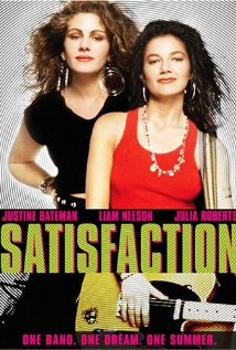 Satisfaction (1988) cover