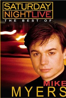Saturday Night Live: The Best of Mike Myers (1998) cover