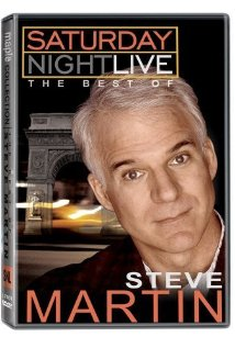 Saturday Night Live: The Best of Steve Martin (1998) cover