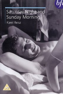 Saturday Night and Sunday Morning (1960) cover