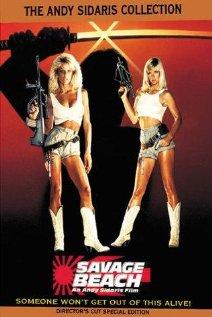 Savage Beach (1989) cover