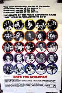 Save the Children 1973 poster