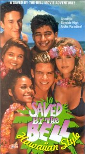 Saved by the Bell: Hawaiian Style 1992 poster