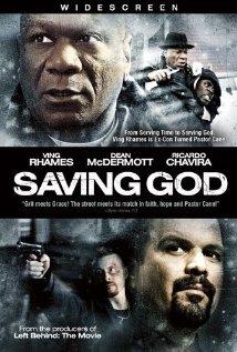Saving God (2008) cover