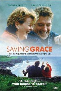 Saving Grace (2000) cover