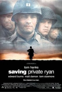 Saving Private Ryan 1998 poster