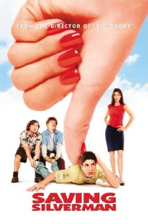 Saving Silverman (2001) cover