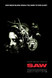 Saw (2004) cover