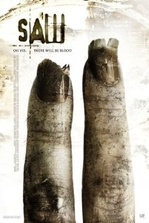 Saw II (2005) cover