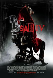 Saw IV (2007) cover