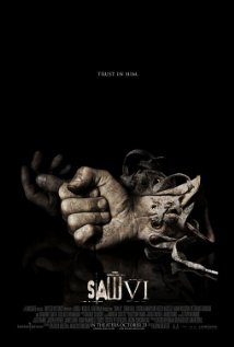 Saw VI 2009 poster