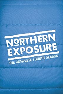 Northern Exposure 1990 poster