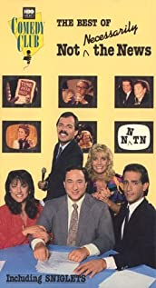 Not Necessarily the News 1982 poster