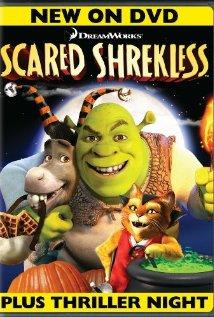 Scared Shrekless 2010 poster