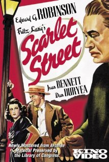 Scarlet Street 1945 poster