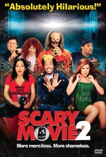 Scary Movie 2 (2001) cover