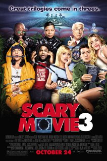 Scary Movie 3 (2003) cover