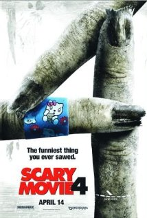 Scary Movie 4 (2006) cover