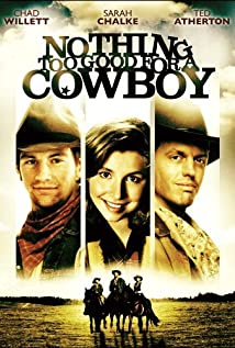 Nothing Too Good for a Cowboy (1998) cover