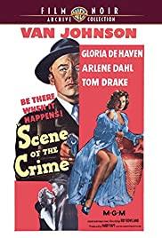 Scene of the Crime (1949) cover