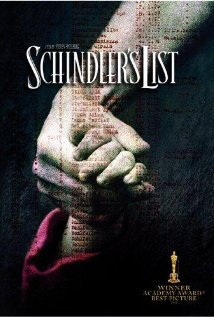 Schindler's List (1993) cover