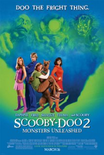 Scooby Doo 2: Monsters Unleashed (2004) cover