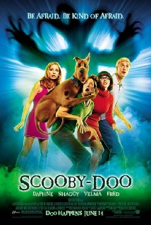 Scooby-Doo (2002) cover