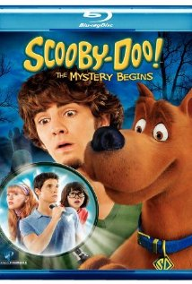 Scooby-Doo! The Mystery Begins 2009 poster