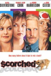 Scorched 2003 poster