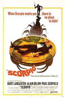 Scorpio (1973) cover
