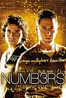 Numb3rs 2005 poster