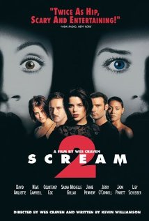 Scream 2 (1997) cover