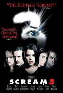 Scream 3 (2000) cover