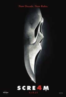 Scream 4 (2011) cover