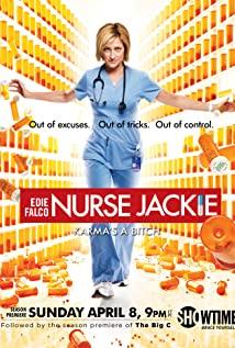 Nurse Jackie 2009 poster