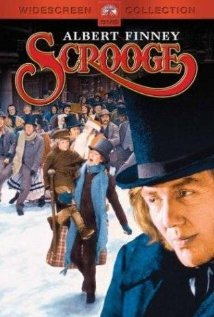 Scrooge (1970) cover