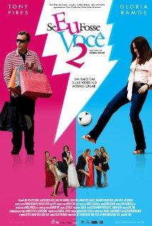 Se Eu Fosse Você 2 (2009) cover