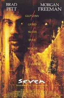Se7en (1995) cover