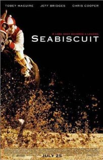 Seabiscuit (2003) cover