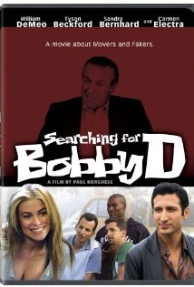 Searching for Bobby D (2005) cover