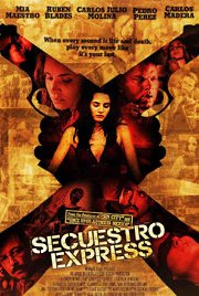 Secuestro express (2005) cover