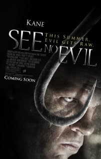 See No Evil 2006 poster