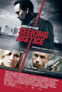 Seeking Justice (2011) cover