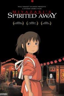 Sen to Chihiro no kamikakushi (2001) cover