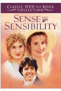 Sense and Sensibility (1995) cover