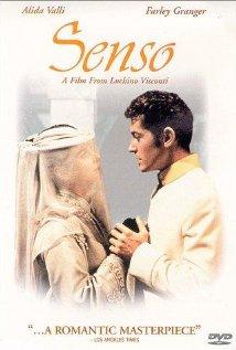 Senso (1954) cover