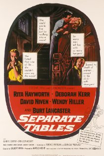 Separate Tables (1958) cover